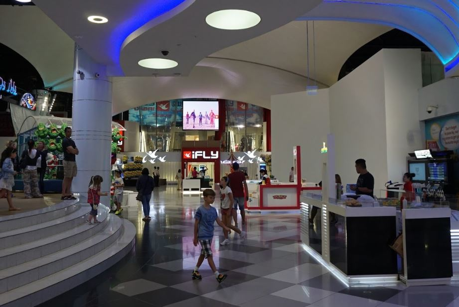 iFLY Dubai