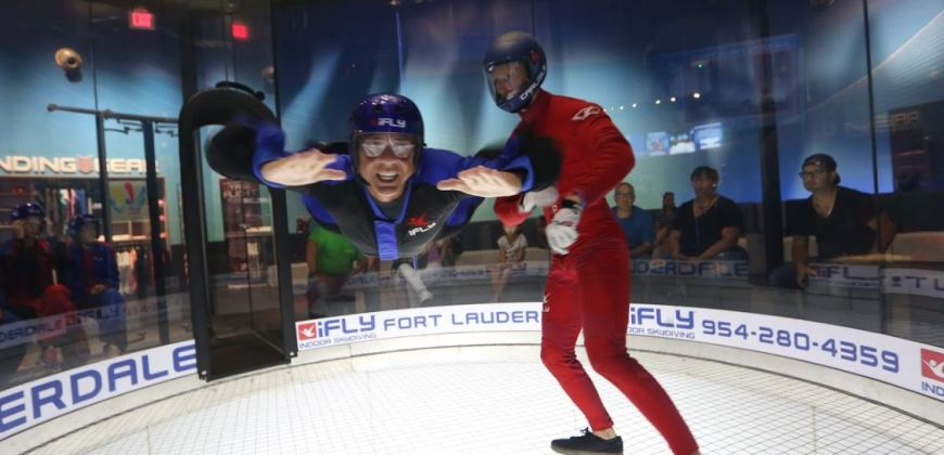 iFLY Fort Lauderdale
