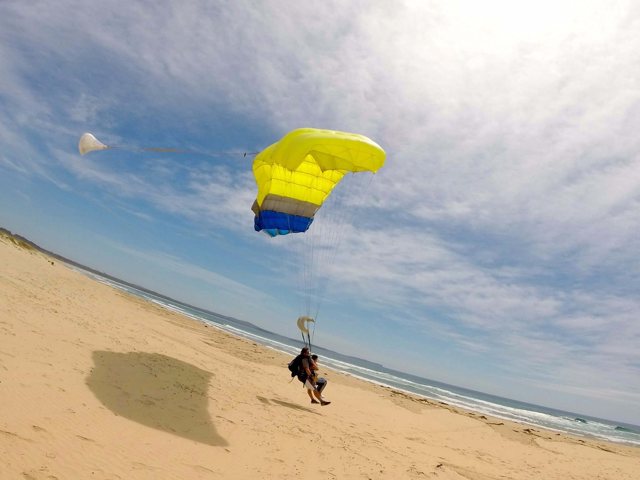 Skydive Oz Batemans Bay