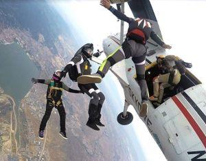 Skydive Elsinore, US