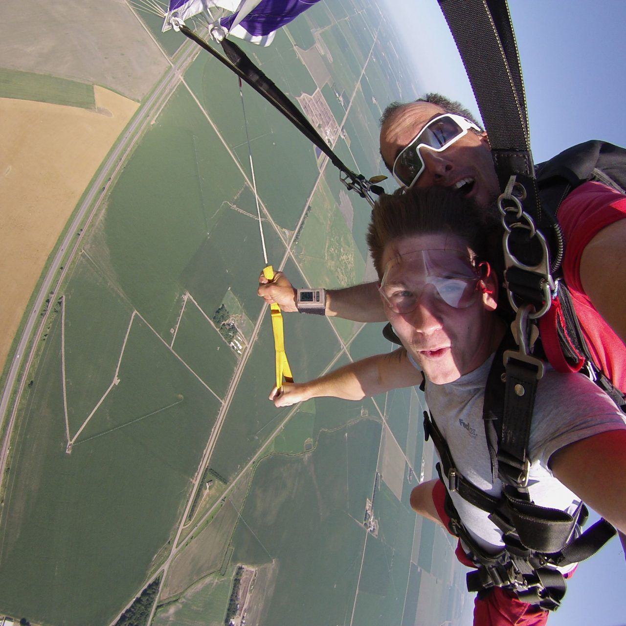 Nebraska Skydiving School