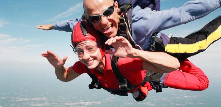 Pepperell Skydiving Center