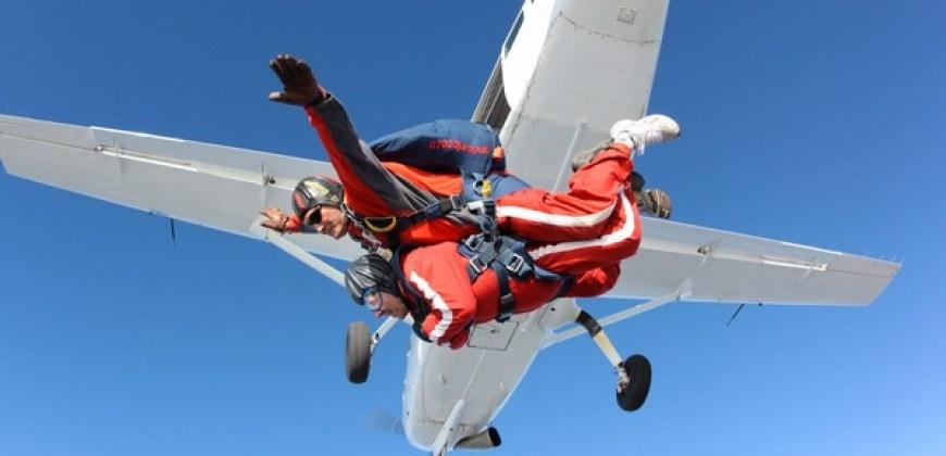 Peterlee Parachuting (Skydive Academy)