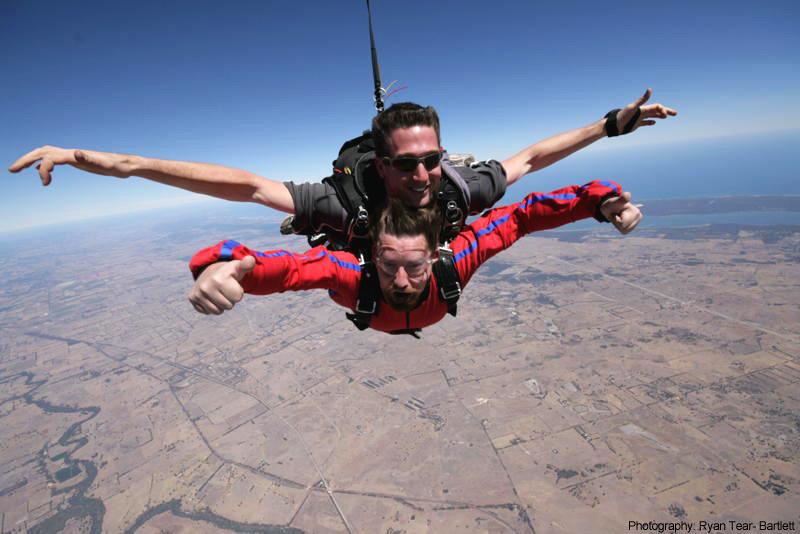 Pinjarra Tandem Skydive