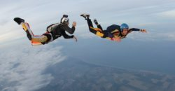Skydive Pull Out