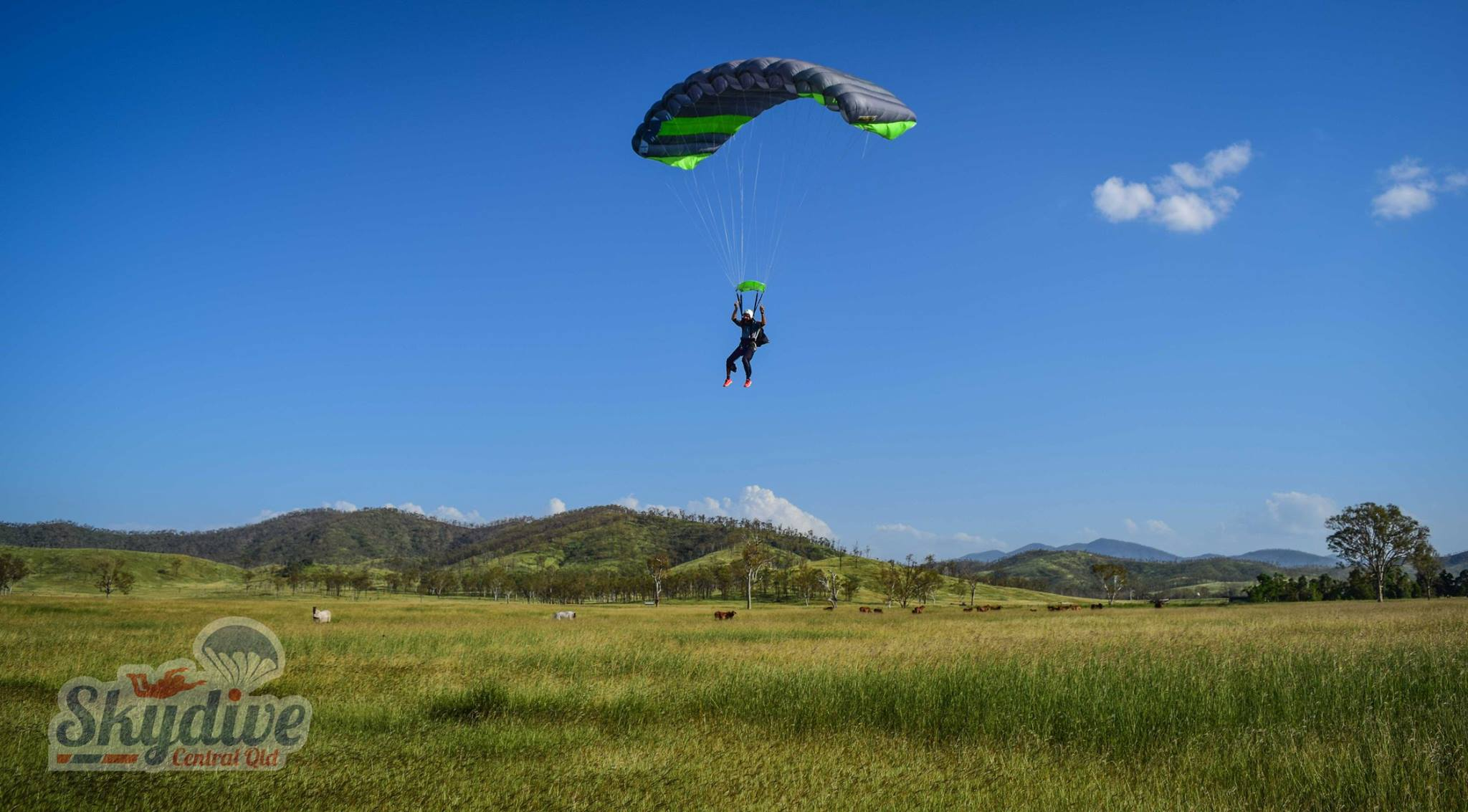 Skydive Central QLD