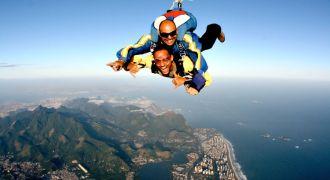 Skydive Rio de Janeiro