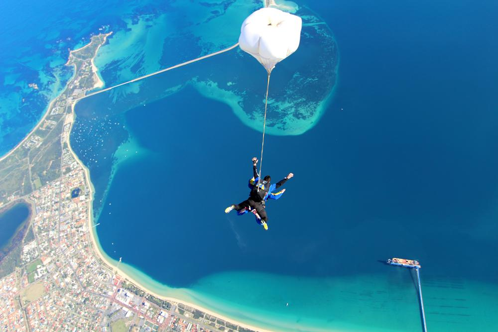 Skydive Rockingham