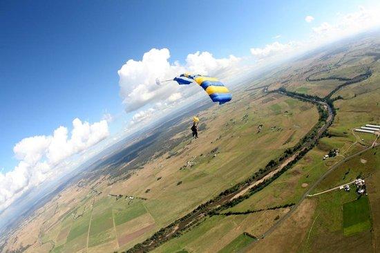 Skydive Hunter Valley