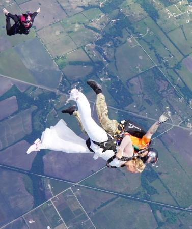 Skydive Spaceland-Dallas