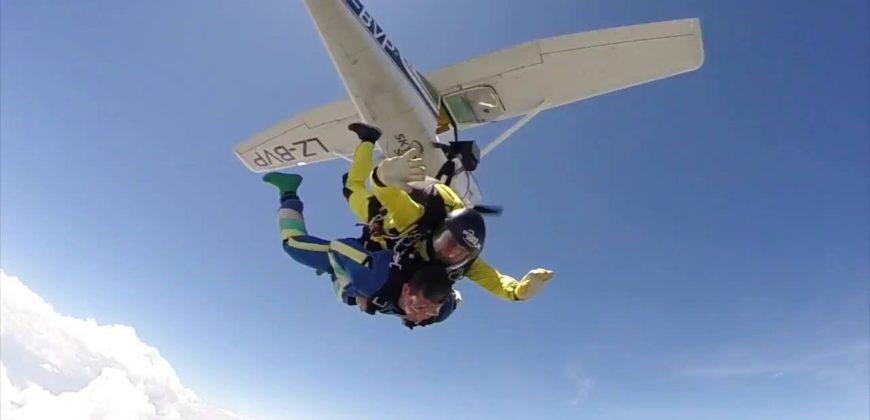 Skydive Sofia