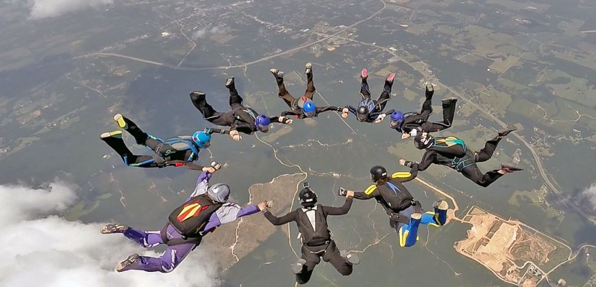 Skydive Spaceland-Atlanta