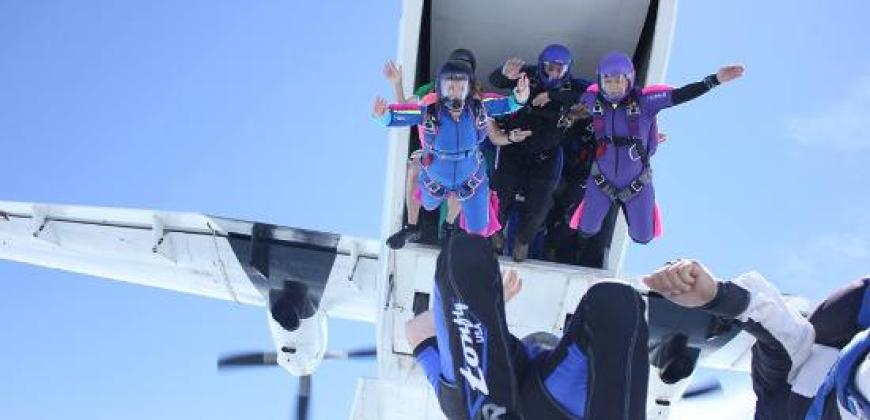 Triangle Skydiving Center