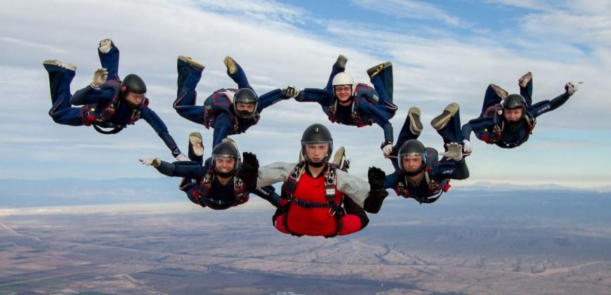 UConn Skydiving Club