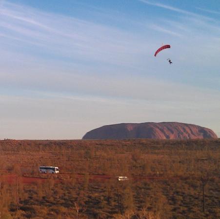 Skydive Uluru
