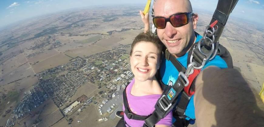 Skydive Oz Wagga Wagga