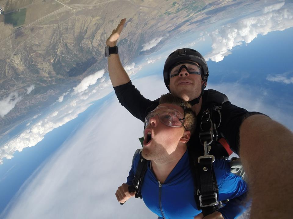 Skydive the Wasatch
