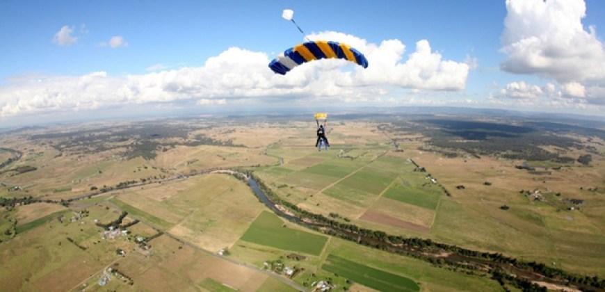 Skydive Yarra Valley