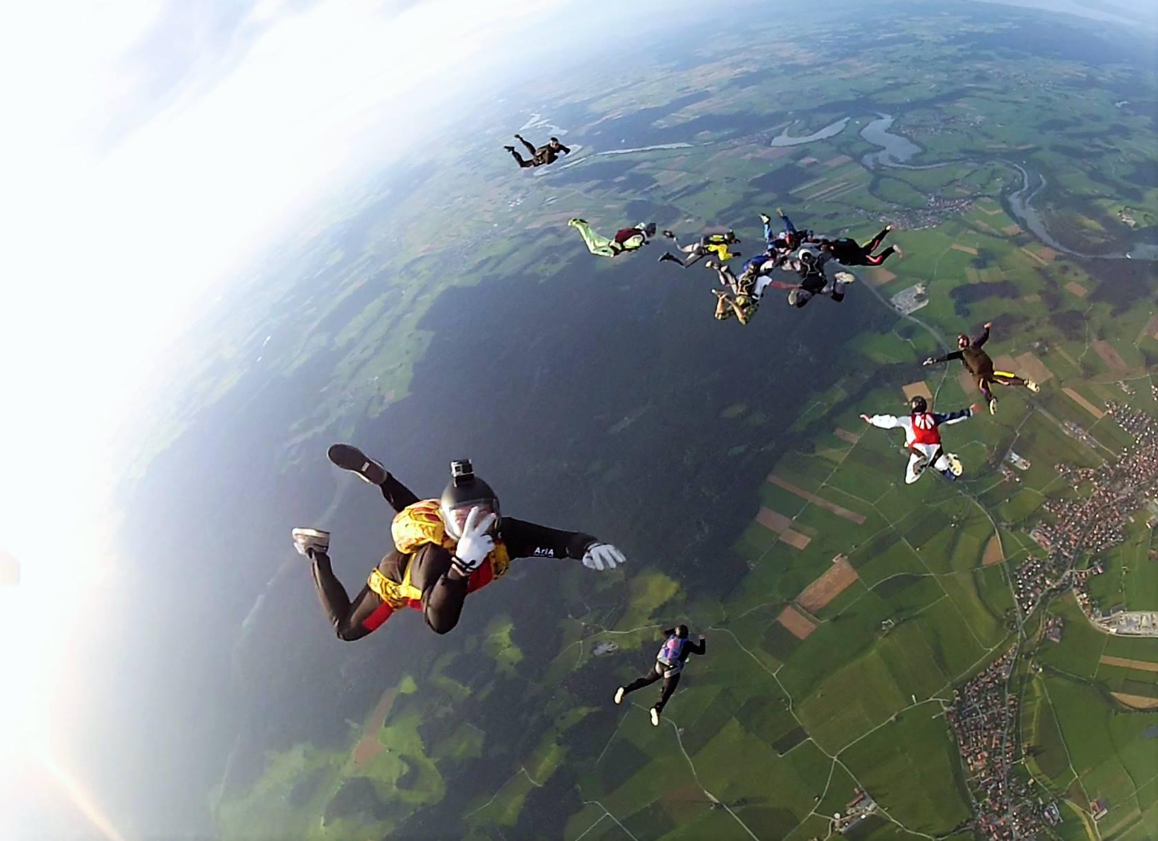 Fallschirmsportring Club 2000, Skydive Altenstadt