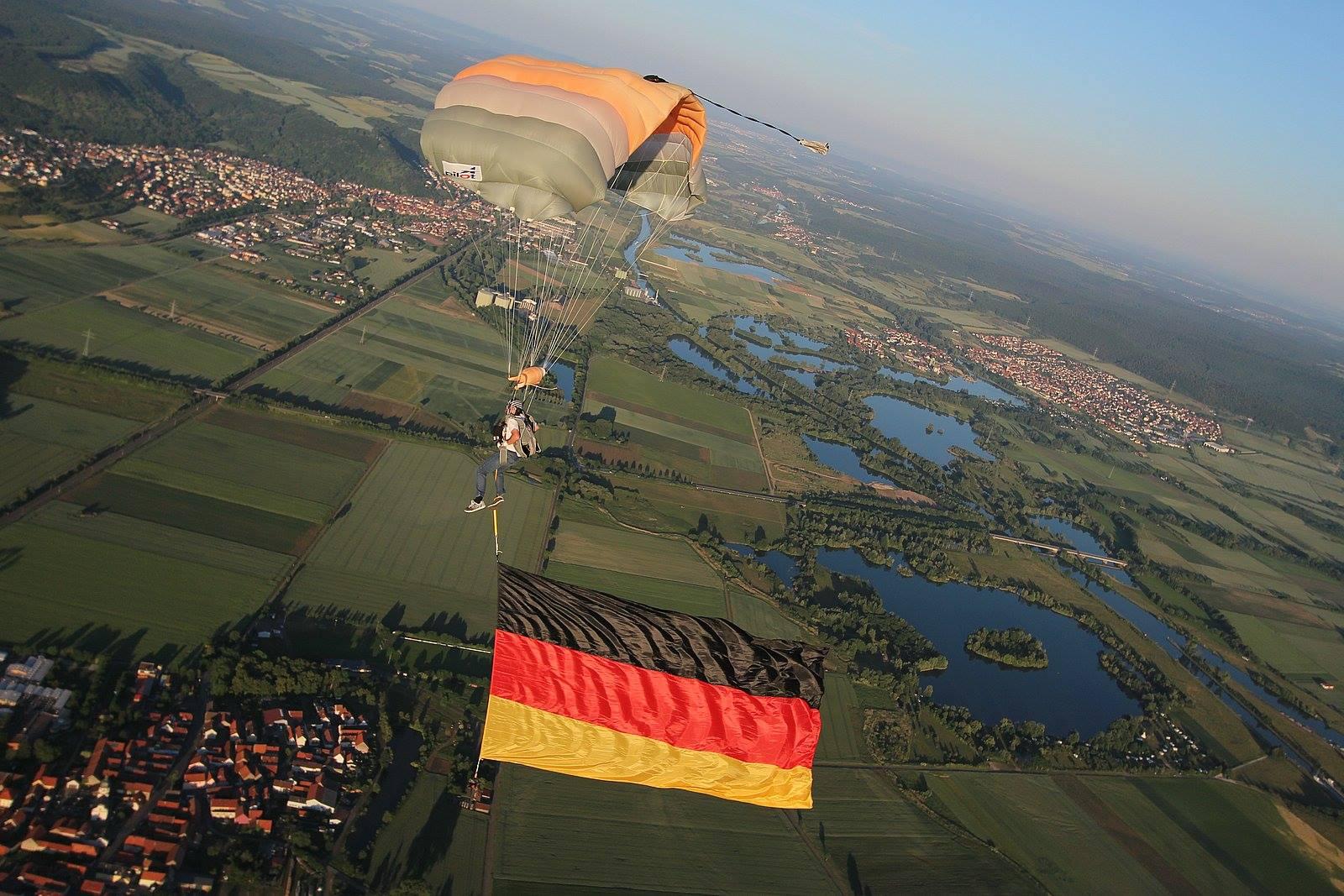 Fallschirmsportzentrum Hassfurt