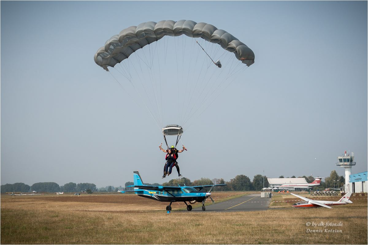Skydive (Fallschirmsportverein) Magdeburg
