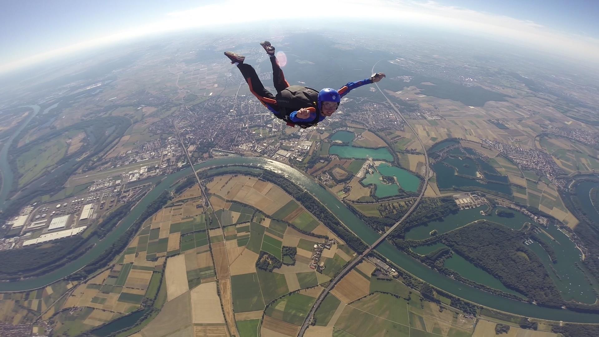 Skydive FSC Mannheim – Herrenteich