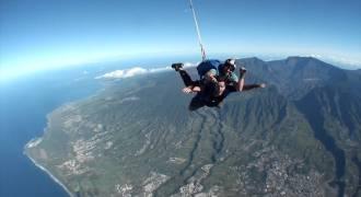 Skydive Reunion Island