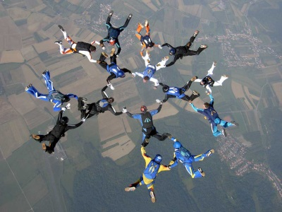 FSZ Saar Skydiving