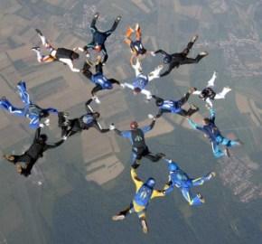 FSZ Saar Skydiving