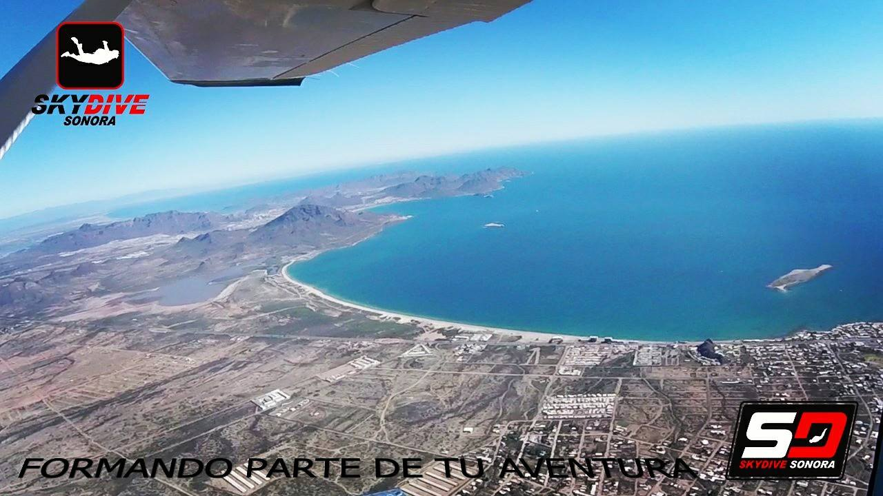 Skydive Sonora