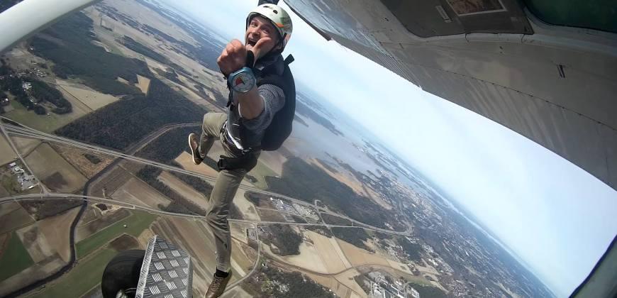 Vaasan Laskuvarjokerho – Skydive Vaasa