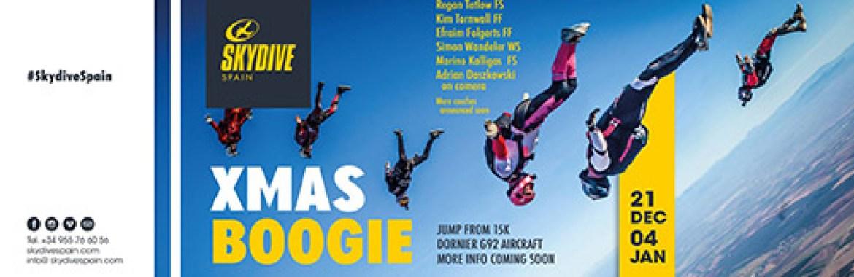 Top 7 X-Mas Skydiving Boogies