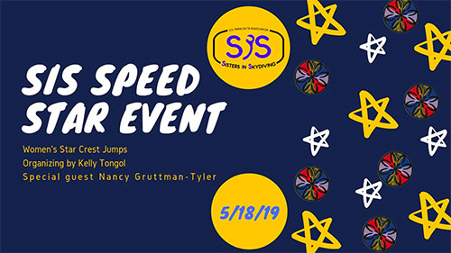 DZ Events May - June 2019