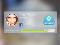 דרור כהן מעצב אפליקציות - גיימיפיקשיין