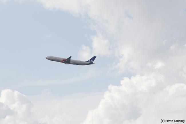 SAS A340 CPH - NRT