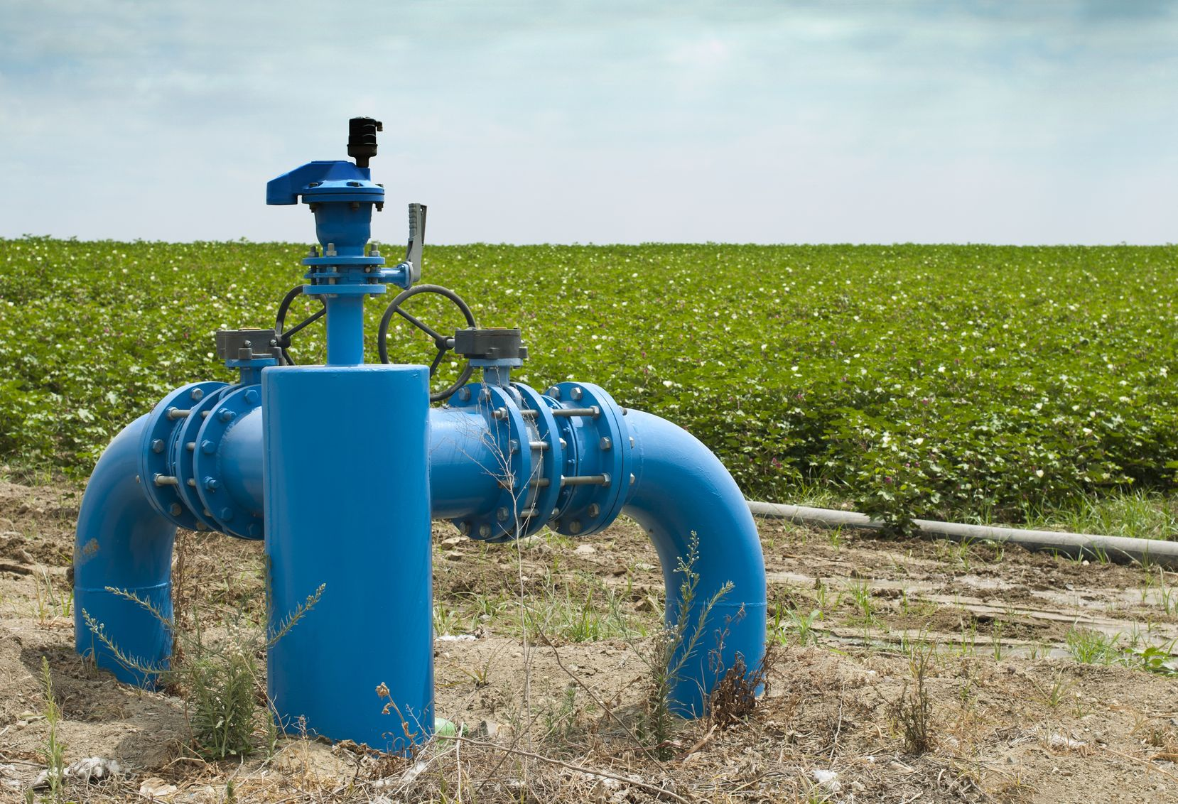 Photo credit: Groundwater Pump, 123rf 14930703