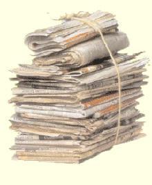 Oud Papier Ophaaldag