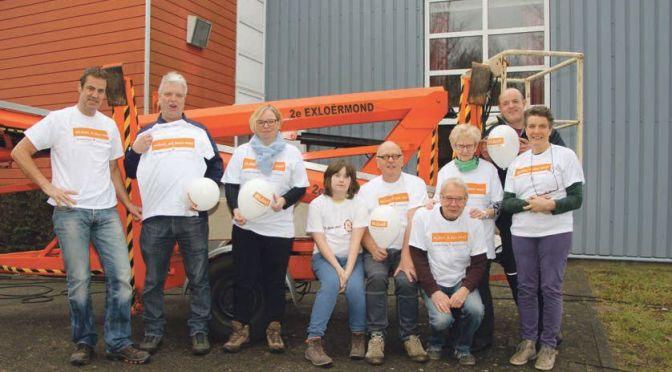NL-Doet schoonmaak in dorpshuis Drouwenerveen