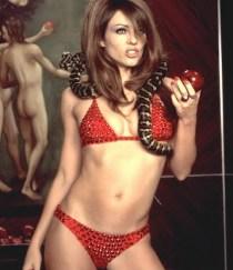 68. Liz Hurley
