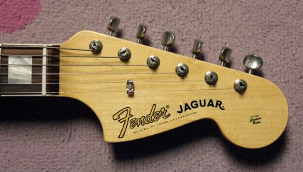 Fender Jaguar 50th 3