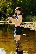 Fishing chique