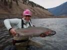 Adrienne Comeau trout