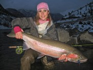 april steelhead