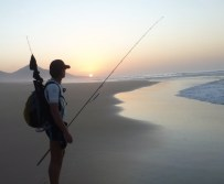 Canary Islands Beach Fishing