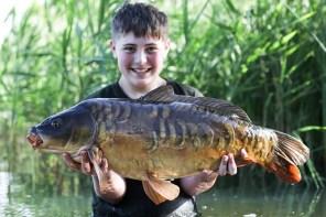 Lewis Butler 25lb carp
