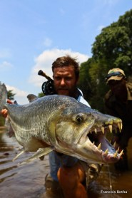 Goliath Tigerfish Francois Botha