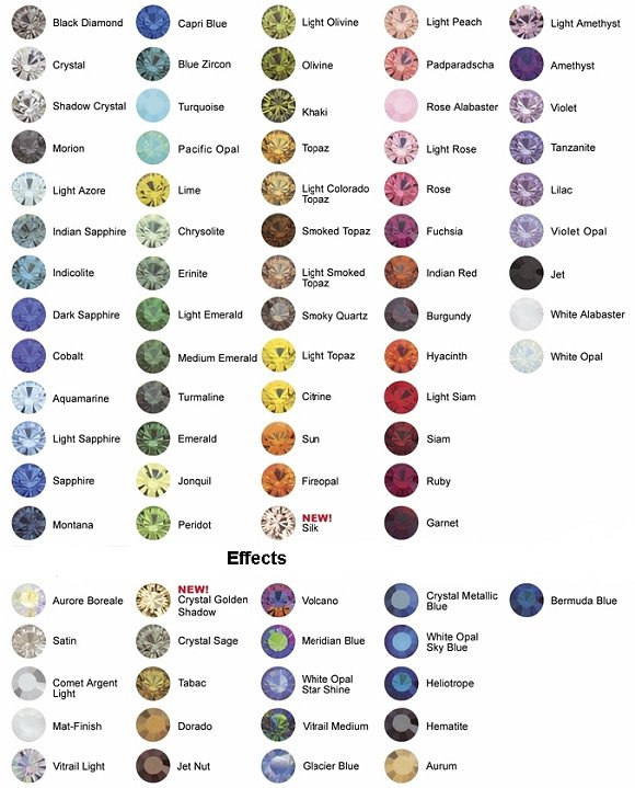WP Images Colour Chart Post 22