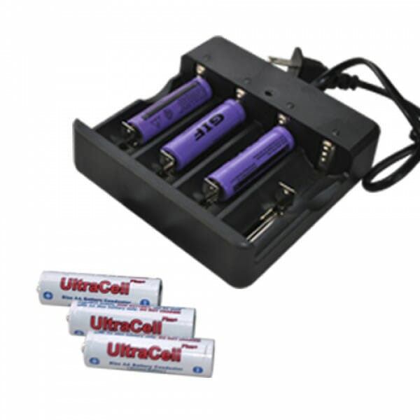 DrozdWorld's High-Performance Lithium-Ion Battery System