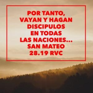 Mateo 28.19