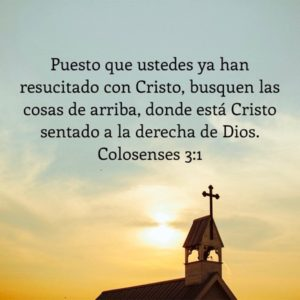 Colosenses 3.1
